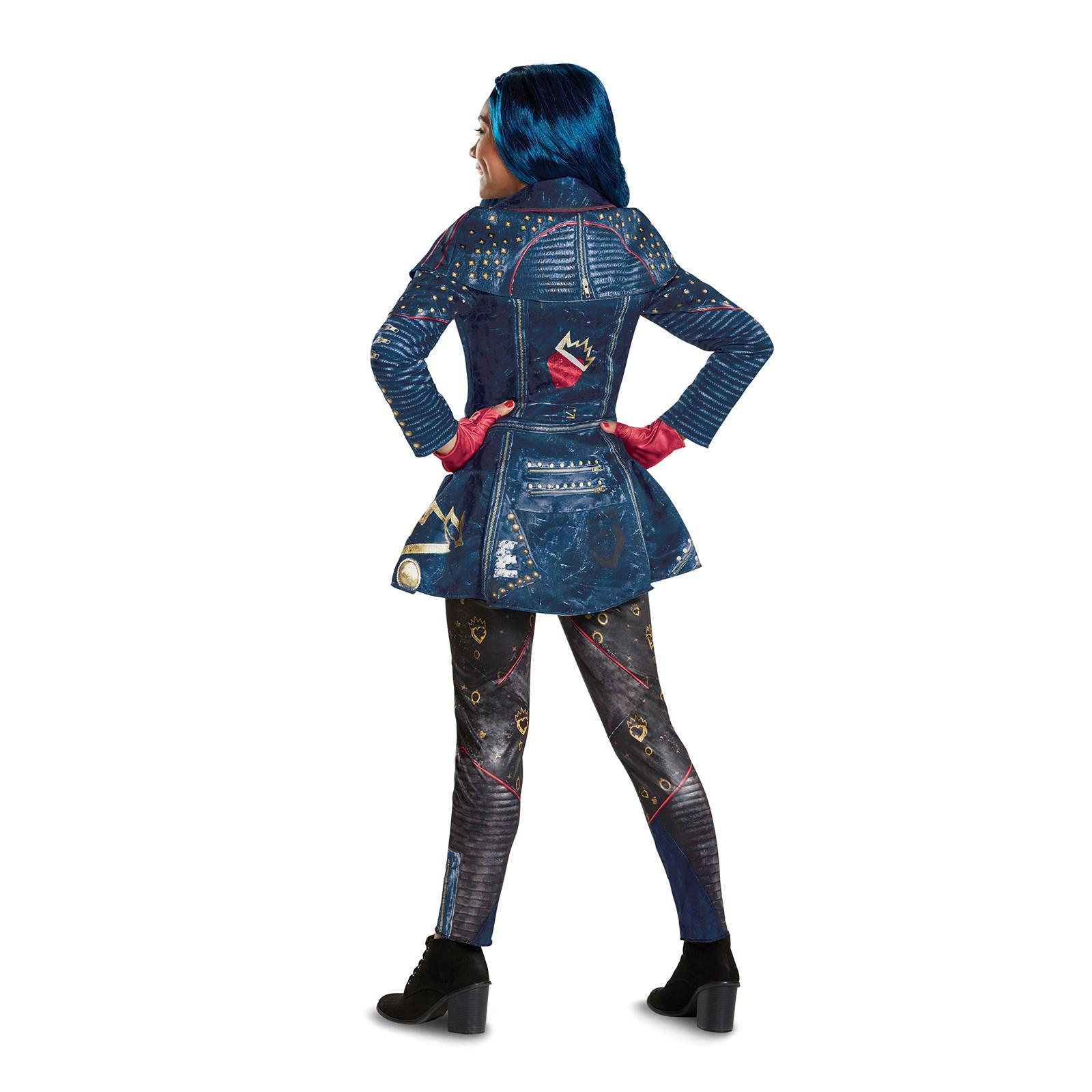 Disney's Descendants 2: Evie Deluxe Isle Look Child Costume ...