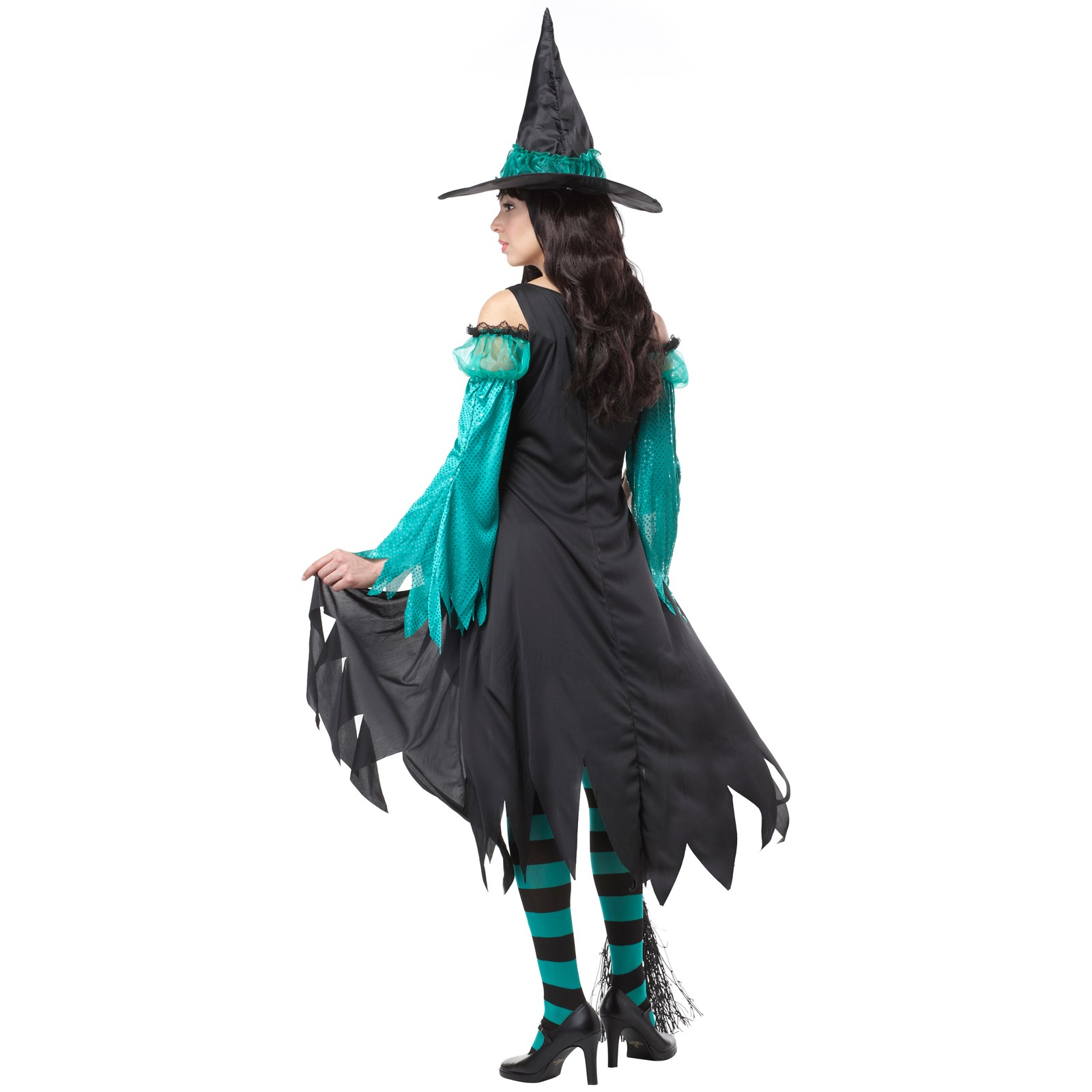 Emerald Witch Adult Costume | BuyCostumes.com