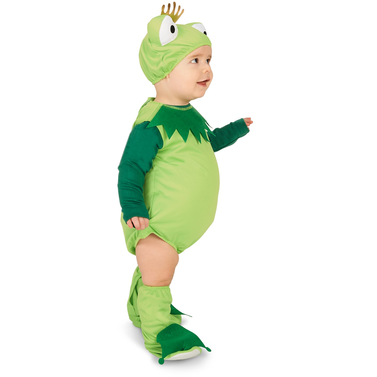 Costume inflatable frog