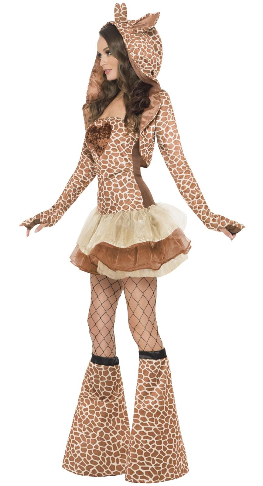 Giraffe Adult Costume Buycostumes Com