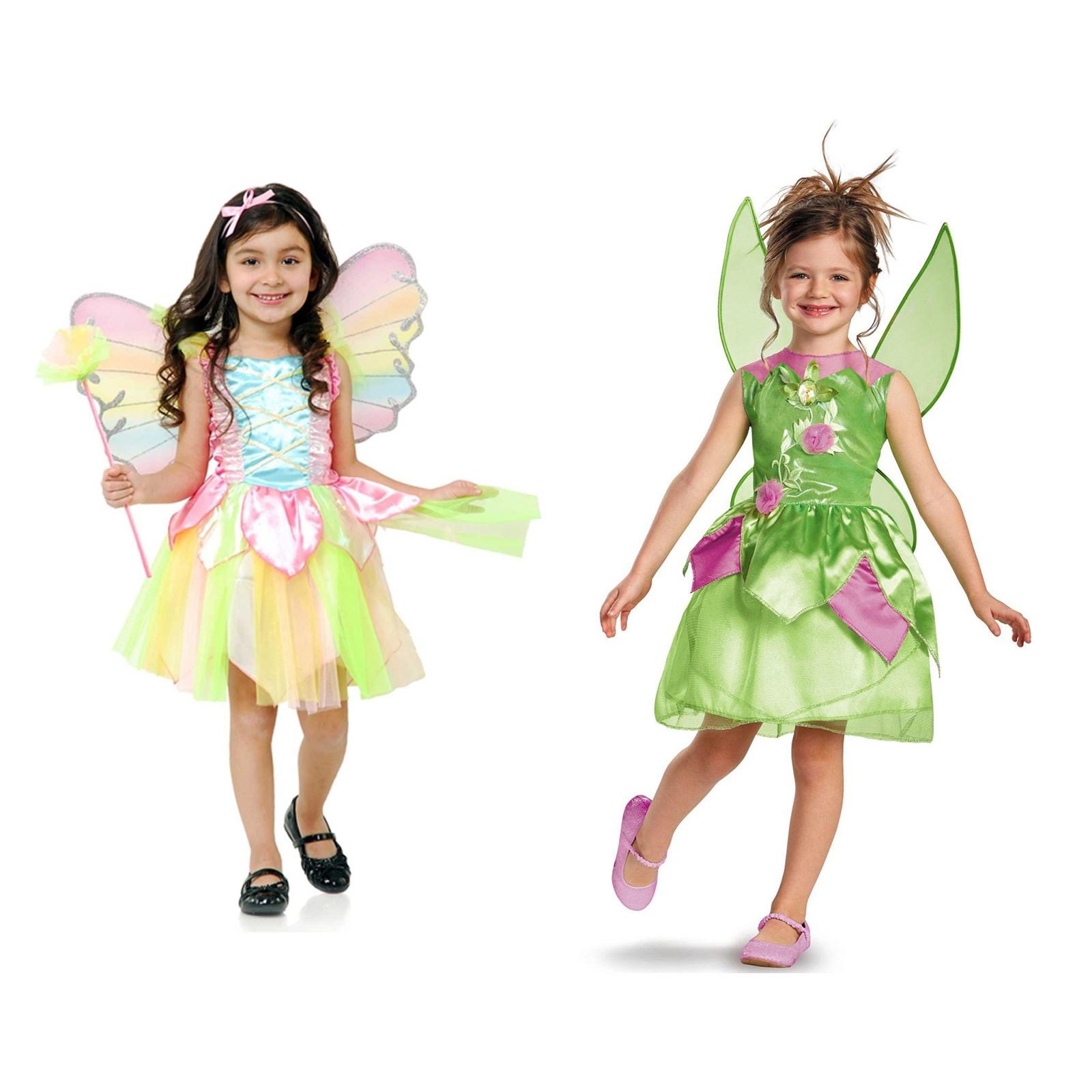 Dress up for girl - Girls Fairies Dress Up Set