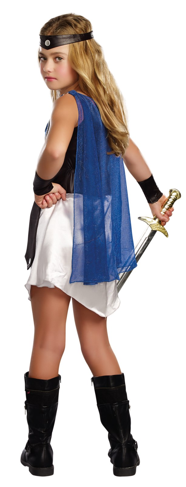 House decorations for halloween - Gladiator Girl Costume For Kids Buycostumes Com