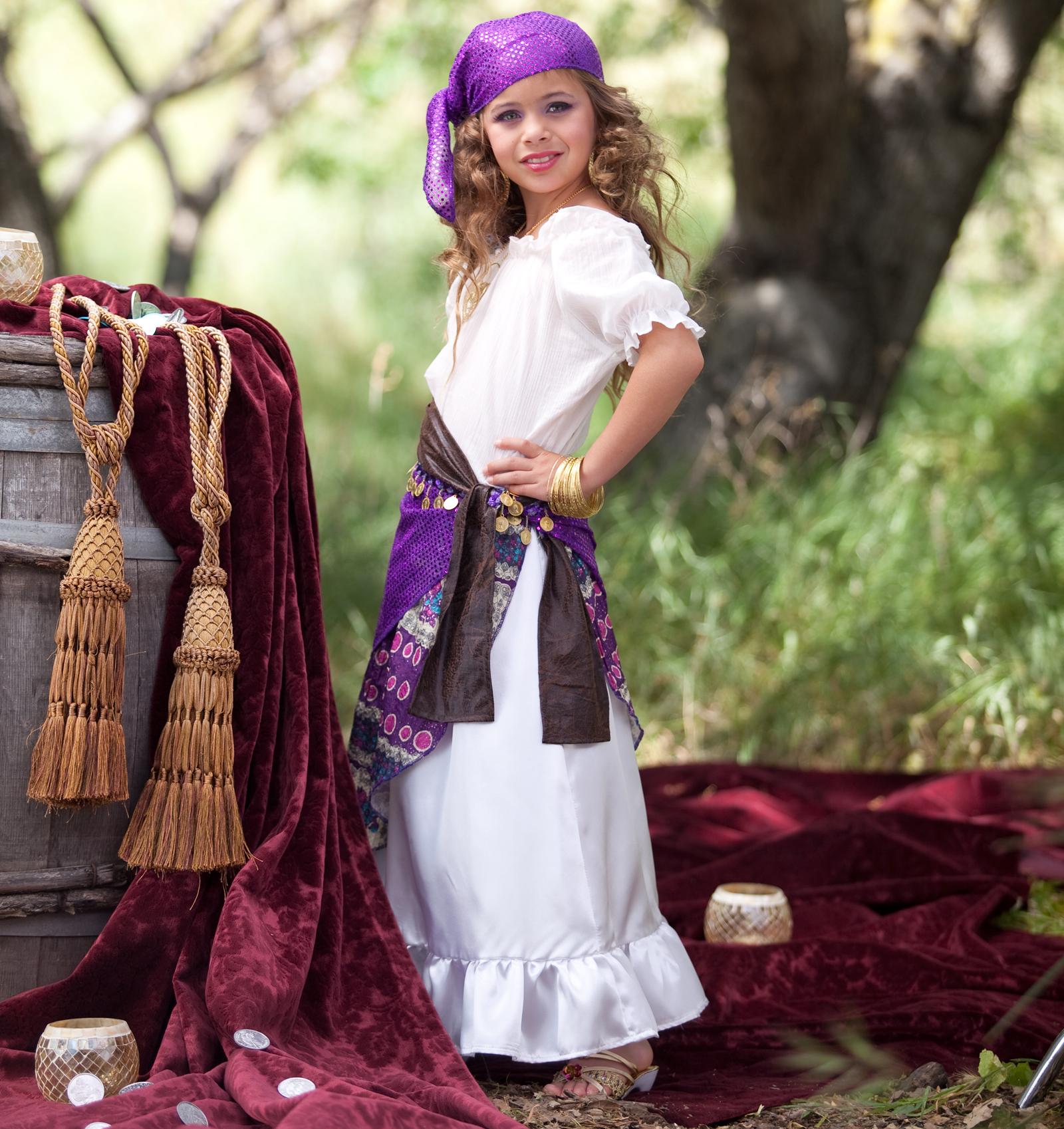 gipsy child ... Alt. Image (1) - Gypsy Child Costume ...
