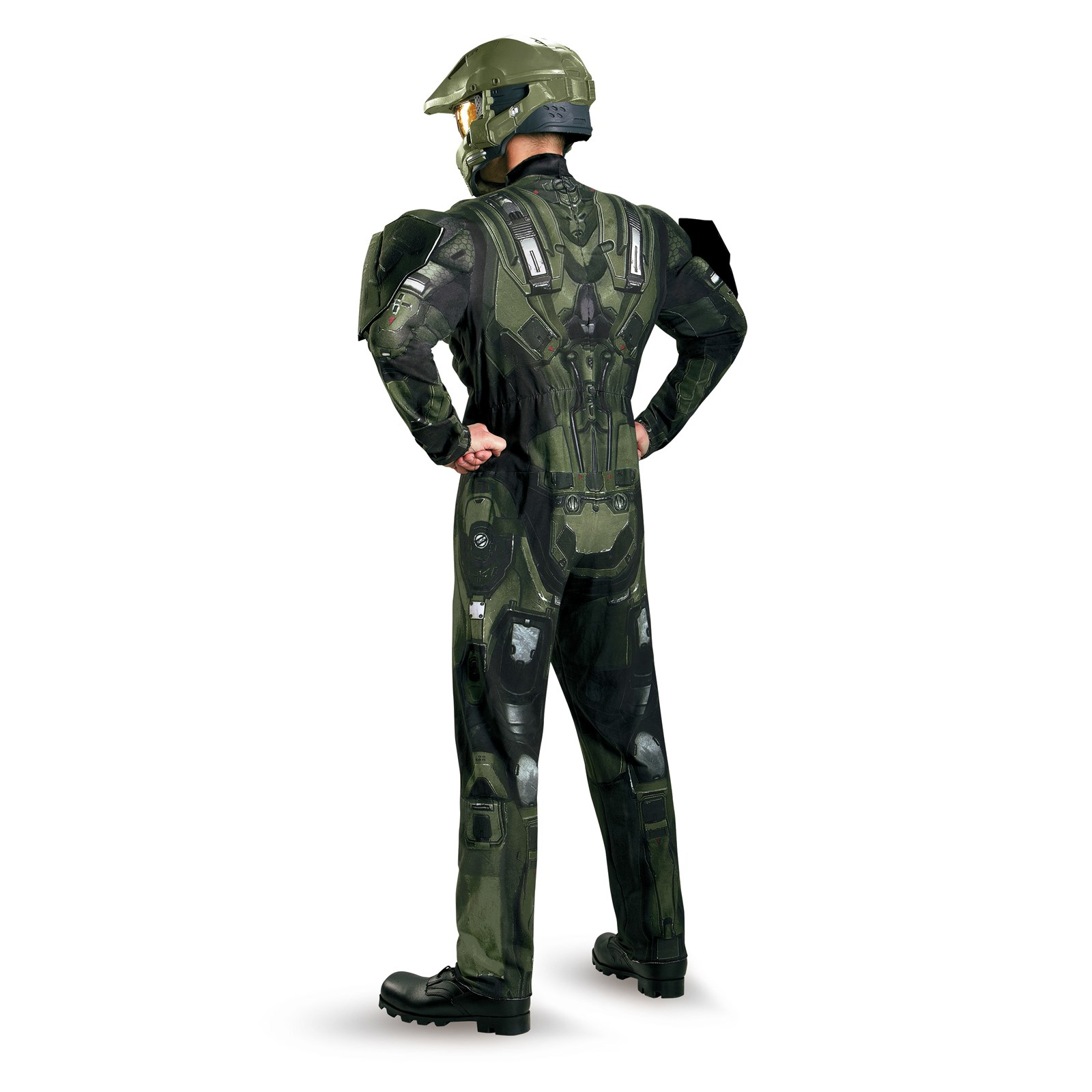halo 3 deluxe master chief adult costume buycostumescom halo 3 deluxe master chief adult costume buycostumes com - Halo Reach Halloween Costume
