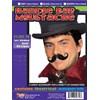Handlebar Moustache- Black