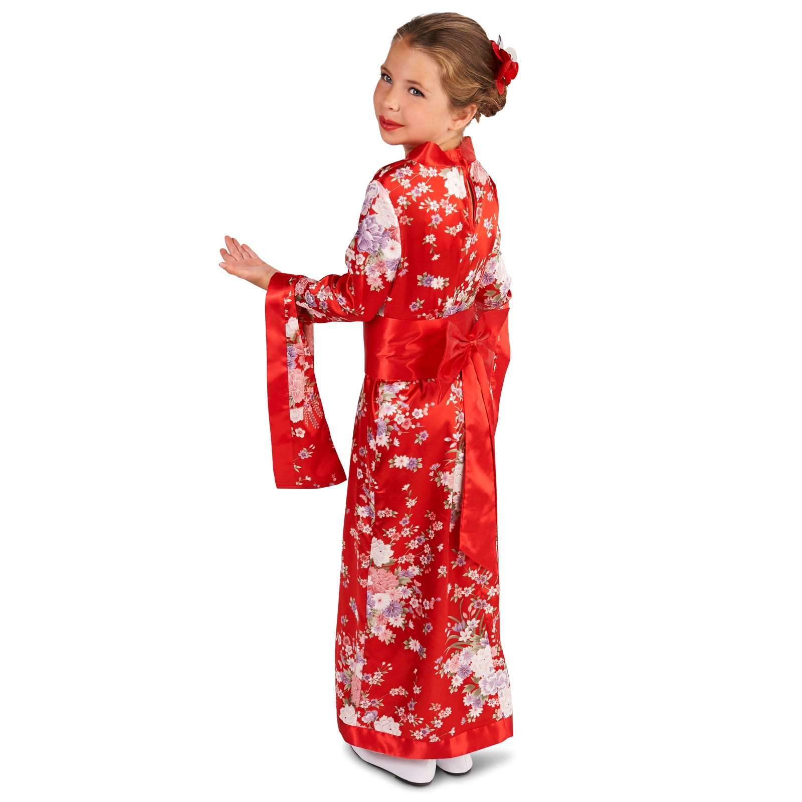 Child Kimono Princess Costume. This Child Kimono Princess Costume is a great choice for an international festival or other festive occasion! more.