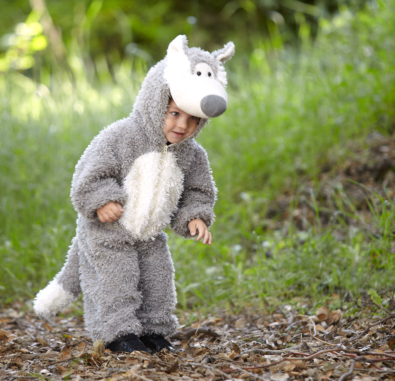 Little Wolf Infant Toddler Costume Buycostumes Com