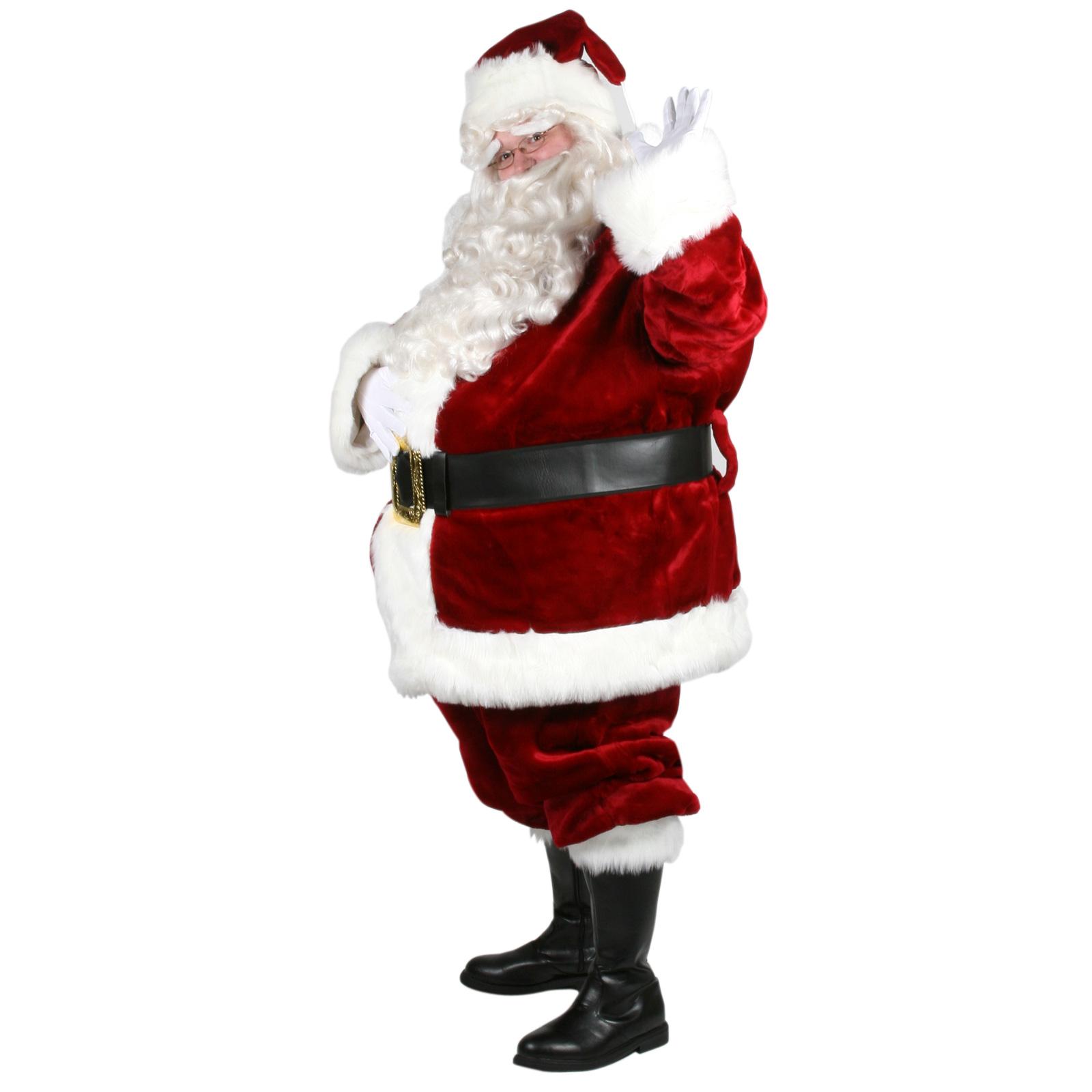Majestic Santa Suit Plus Size Costume (Size 58-62) | BuyCostumes.com