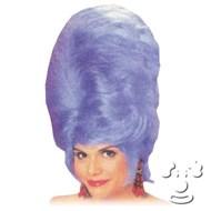 Beehive Wig, Blue