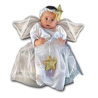 Baby Angel/Fairy Bunting (0-6 Months)
