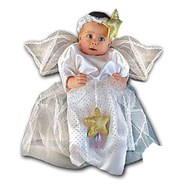 Baby Fairy Bunting (0-6 Months)