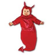 Devil Bunting  Infant