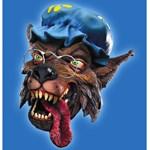 Big Bad Wolf Mask- Cartoon