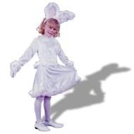 Bunny Girl Velvet Child Medium