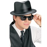 Singin' the Blues Glasses & Hat Adult