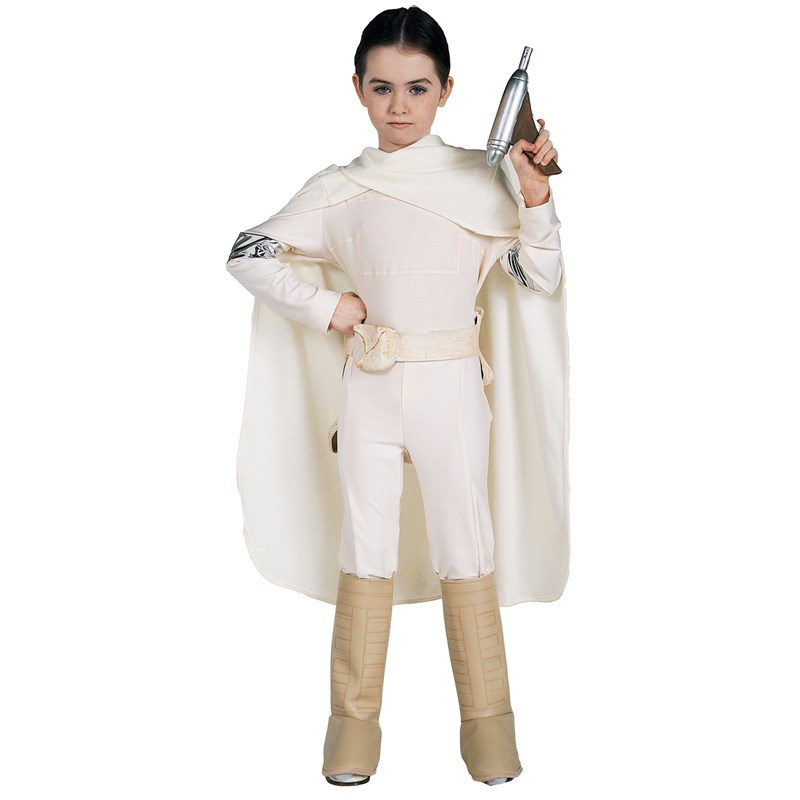 Star Wars Padme Amidala Deluxe Child Costume for the 2015 Costume season.
