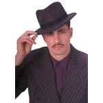 Deluxe Adult Profelt Gangster Hat