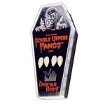 Double Upper Fangs In Coffin