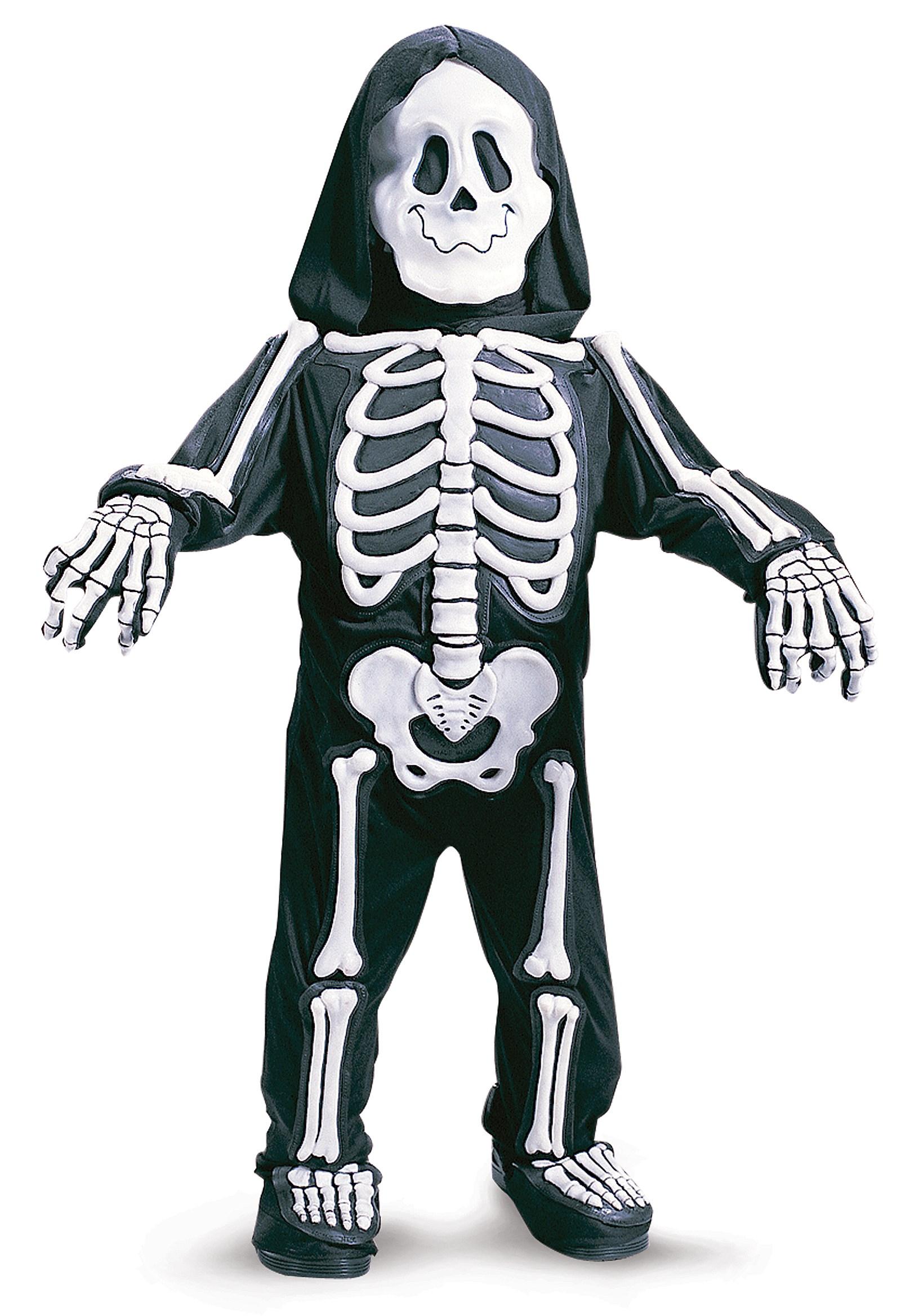 Skelebones Toddler / Child Costume