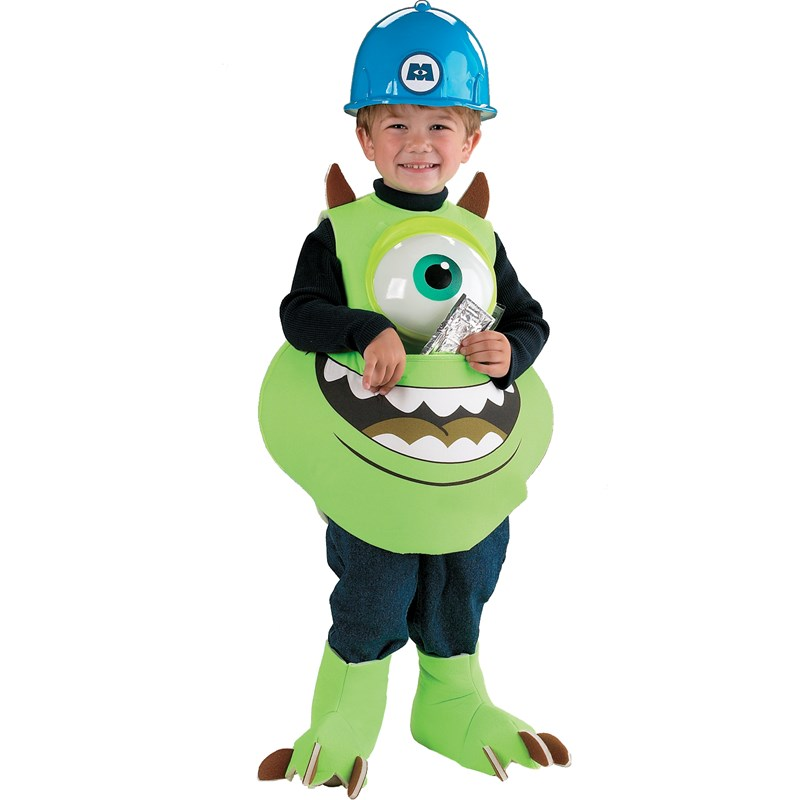 Monsters Inc. Disney Mike Candy Catcher Child Costume for the 2015 Costume season.