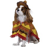 Pet Costume- Lil Bandito Small