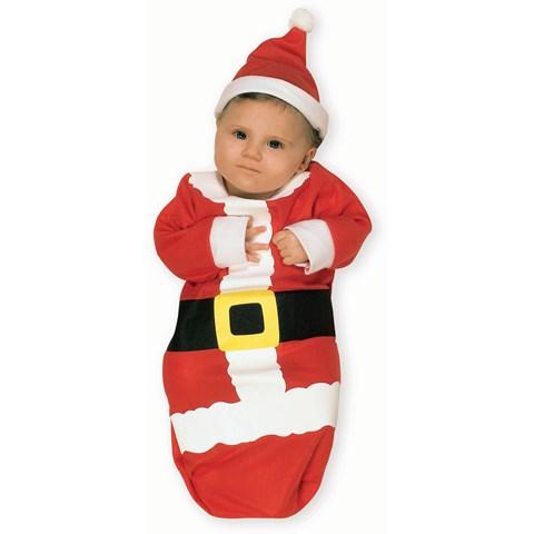 Santa Claus Bunting Costume
