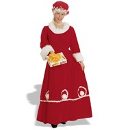 Mrs. Santa Adult Large