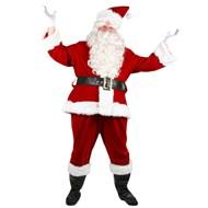 Super Deluxe Santa Suit 2X (58-60)