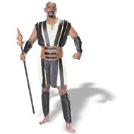 Gladiator (Leather) Plus  Adult
