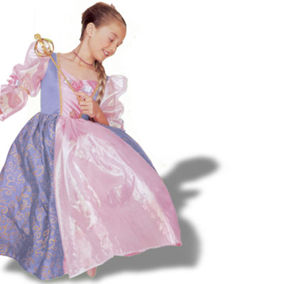 girls costumes - Barbie Rapunzel Child - children's Barbie costumes