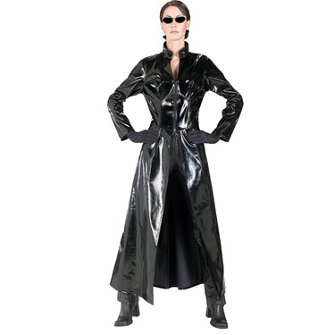 Matrix  Trinity  Adult Costume