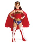 Wonder Woman Child Costume - Justice League