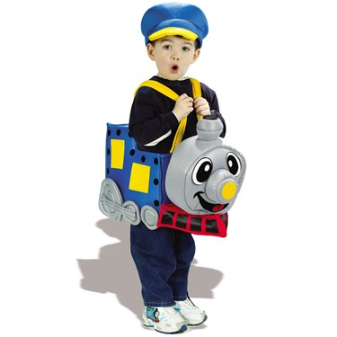 Thomas the train costume for adults