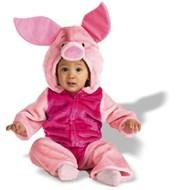 Baby Piglet Plush Bodysuit