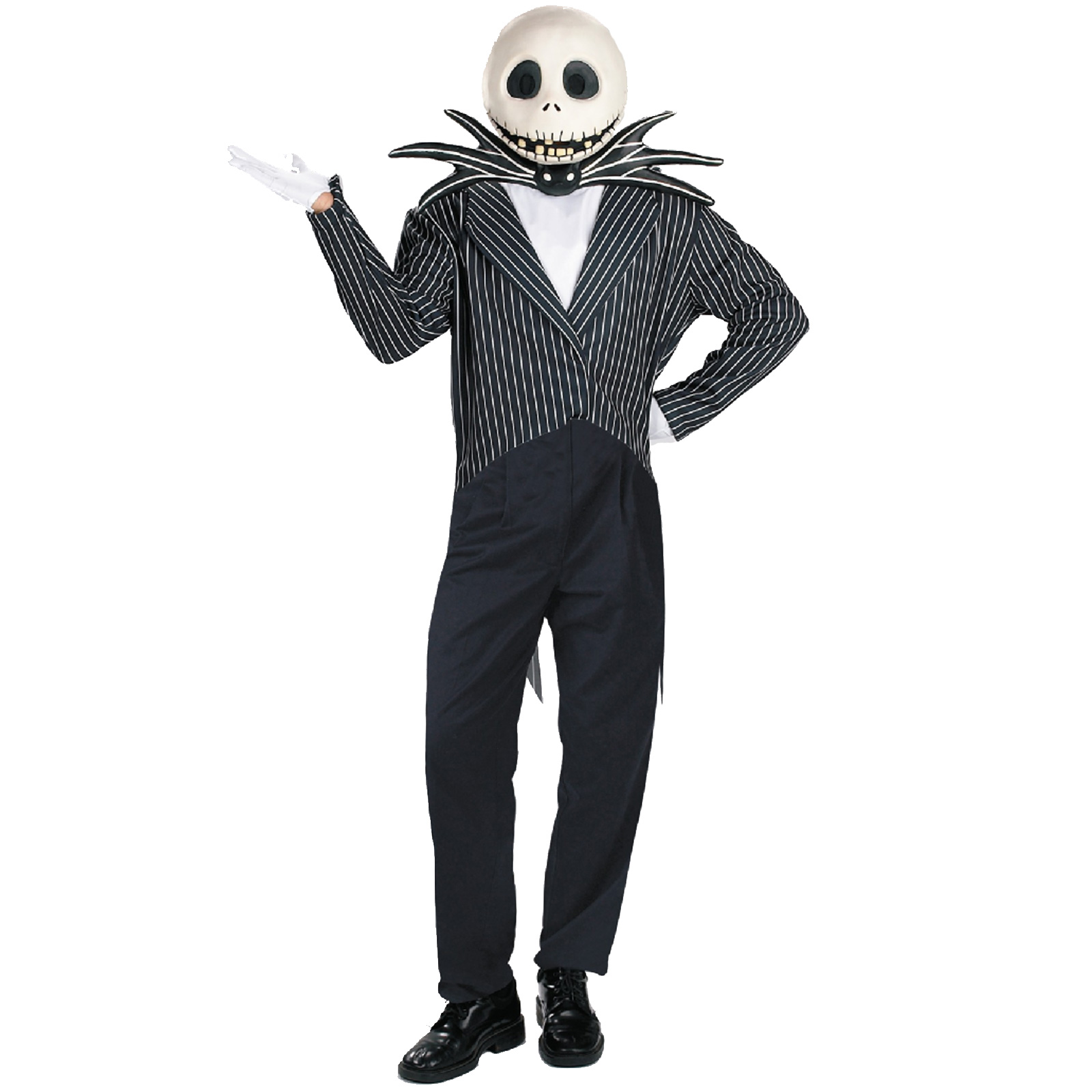 jack skellington nightmare before christmas costume -#main