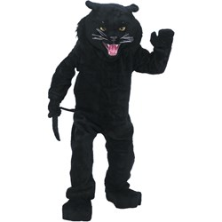 Black Panther Adult Mascot Costume