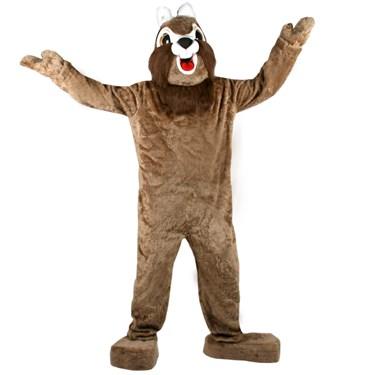 Chipmunk Economy Mascot Costume