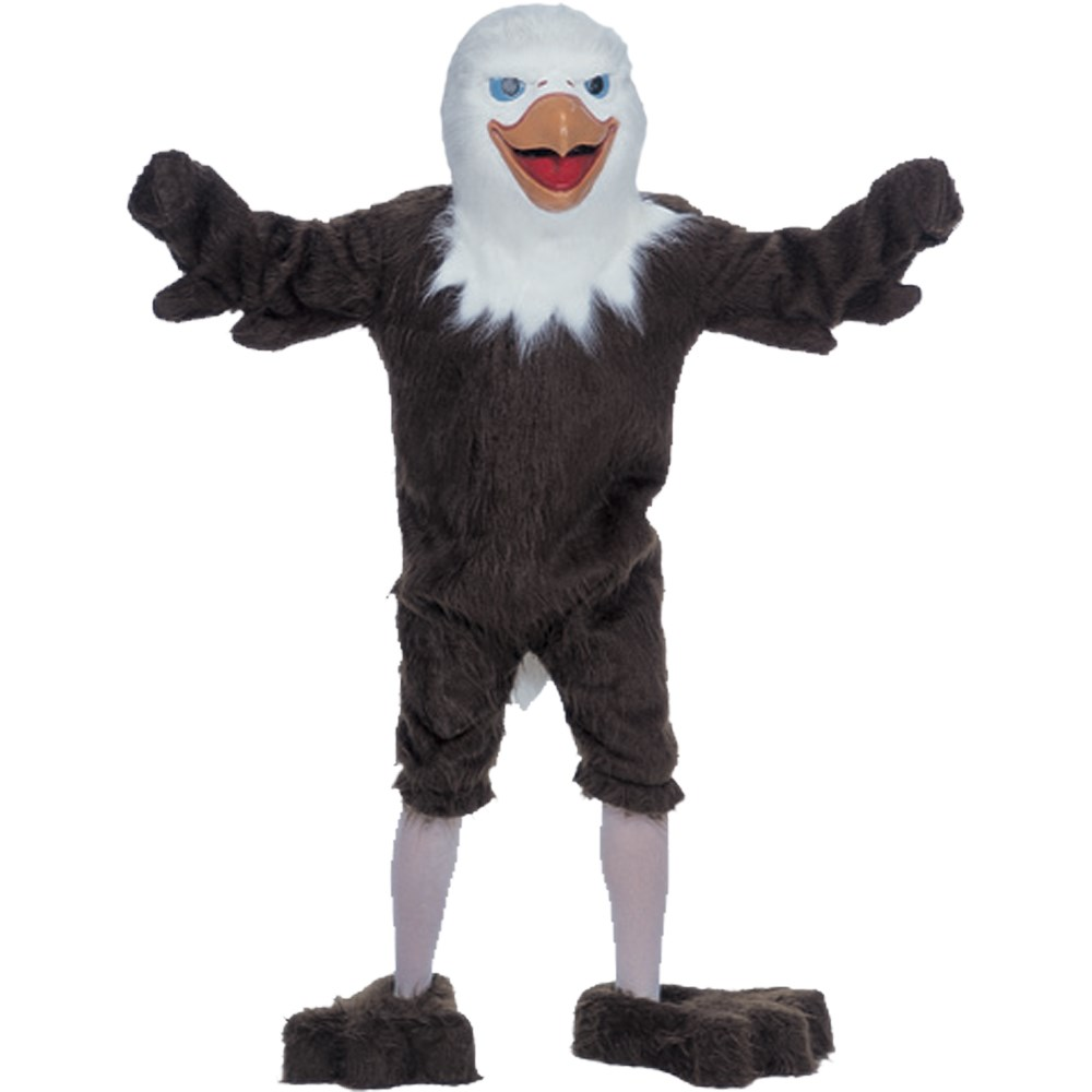 Eagle Mascot Adult Costume