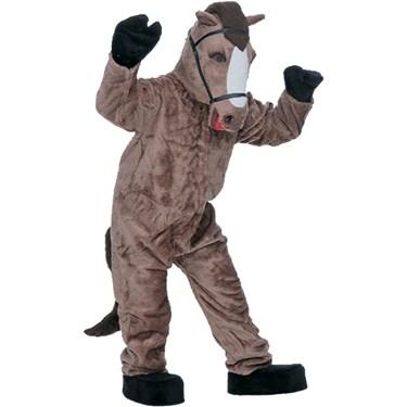 Horse Mascot Costume