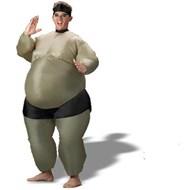 Deluxe Sumo Wrestler Adult