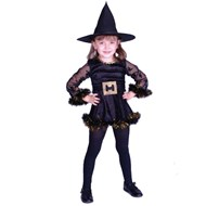 Adorable Witch Toddler