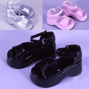 Diva Shoes Child Silver