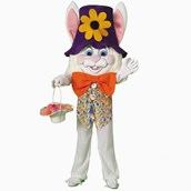 Parade Bunny Adult Costume