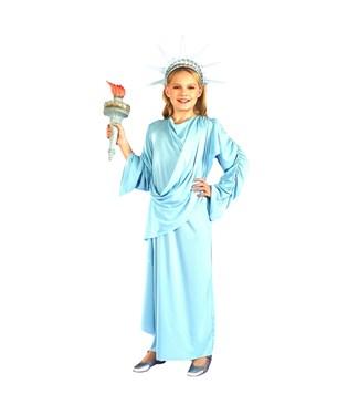 Little Miss Liberty Child Costume