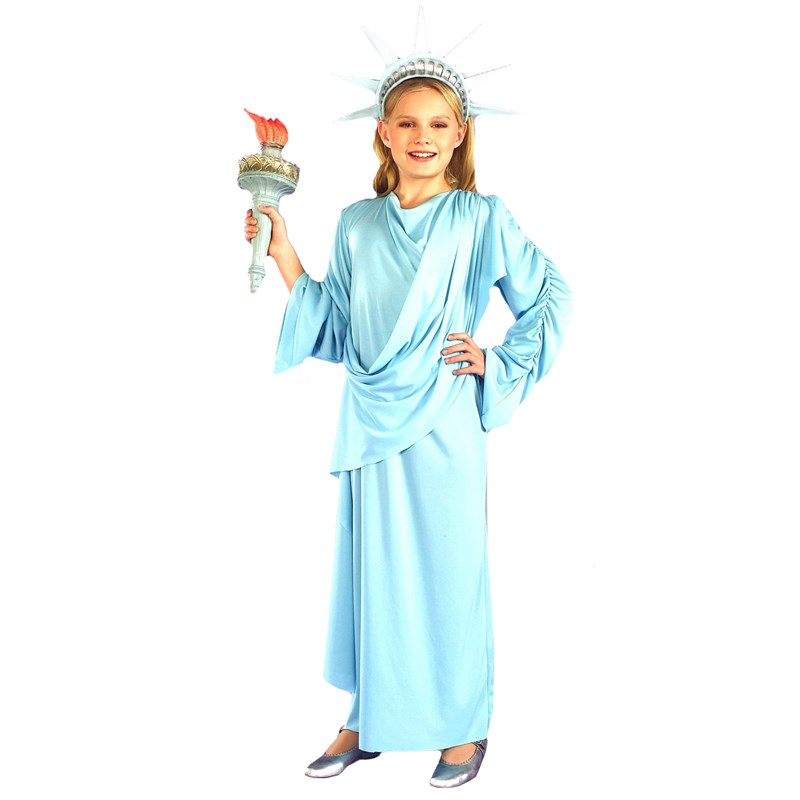 Little Miss Liberty Child Costume for the 2015 Costume season.