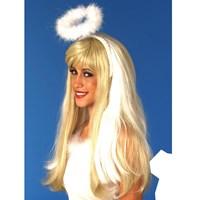Headband W/ Hair- Angel