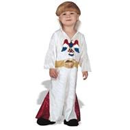 Lil' Elvis Presley Toddler Costume