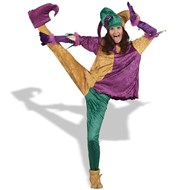Mardi Gras Jester Adult