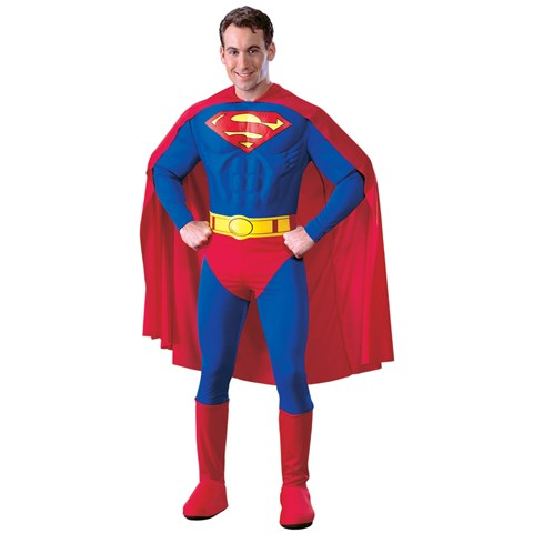 Superman Deluxe Adult Costume
