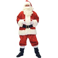 Deluxe Luxury Santa Suit